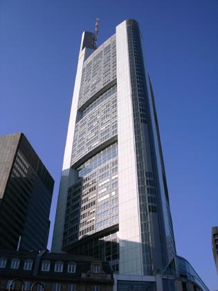 Frankfurter Cache Tour - Commerzbank
