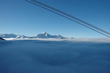 Seilbahn Zugspitze - erstellt von GeoCacher Team Sharky7