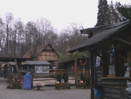Romantischer Zoo