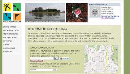 special - cache finden - geocaching.com