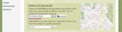 special - cache finden - geocaching.com - frankfurt am main