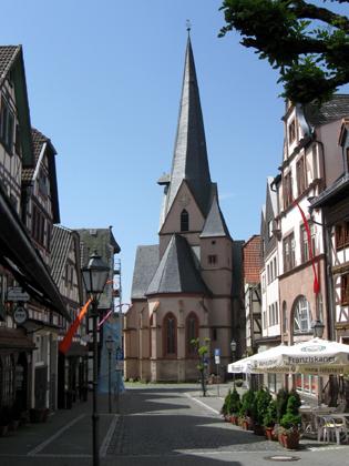 Gotischer Kirchenbau - Liebfrauen Kirche
