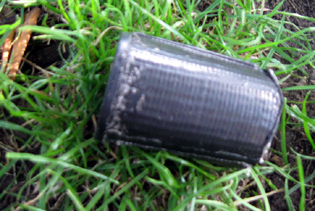 Micro - GeoCache - Greenwich Park - London
