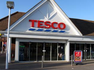 Tesco - Supermarkt - Großbritannien