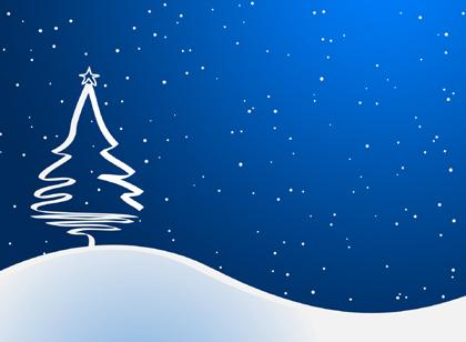 GeoCaching Weihnachtsgrueße - Tannenbaum