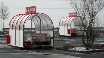 Einkaufswagen - Shopping Cache