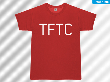 Geocaching TFTC T-Shirt - Quelle: www.3dsupply.de