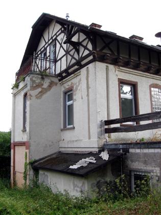 Geocaching: Lostplace - verfallenes- Haus