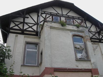 Geocaching: Lostplace - verfallenes - Haus Ansicht 2
