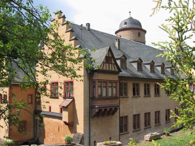 Wasserschloss Messpelbrunn